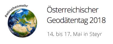 Österreichser Geodätentag 2018